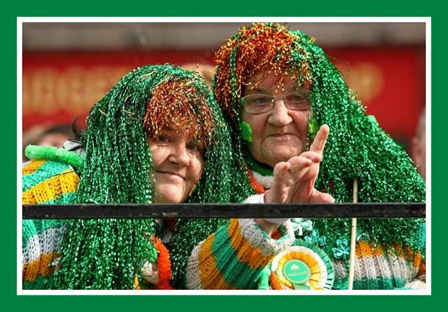 Ireland St Patrick's Day