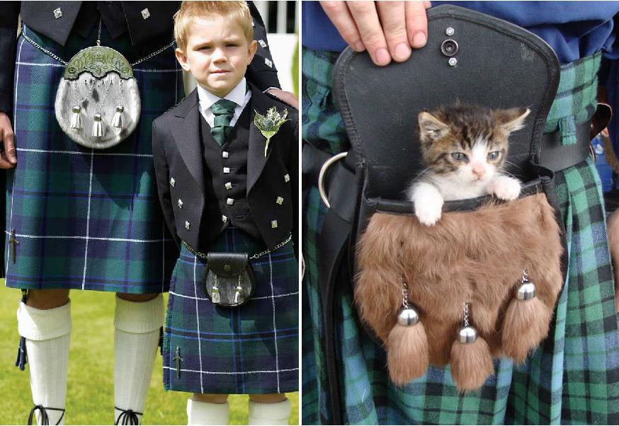 шотландцы килты фото приколы