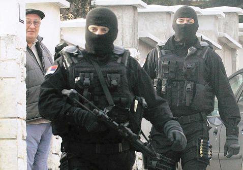 Спецназ Сербии